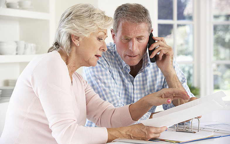 A los autónomos les queda un 45 % menos de pensión que a los asalariados