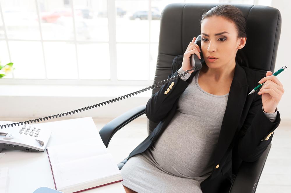 Baja maternal para autónomas embarazadas