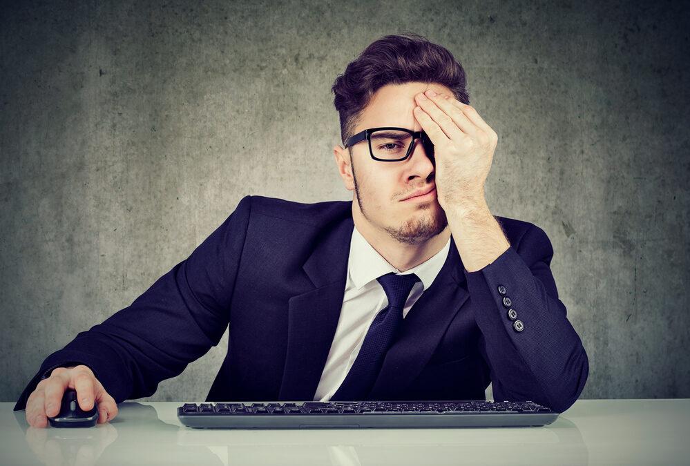 Los autónomos, víctimas del 'burnout'